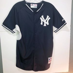 Majestic New York Yankees Derek Jeter youth jersey